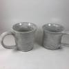 Locally handmade custom ceramic coffee tea mugs